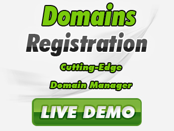 Modestly priced domain name registration & transfer service providers